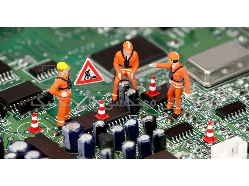 تعمیر کارتهای الکترونیکی خاص