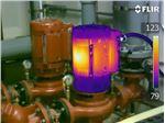 تصویر برداری حرارتی صنعتی  - دوربین حرارتی