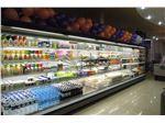 تجهیز فروشگاه حامی کالا شعبه قائمشهر- یخچال و فریزر فروشگاهی