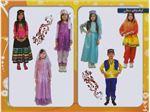 9- لباس سنتی، باله و ژیمناستیک