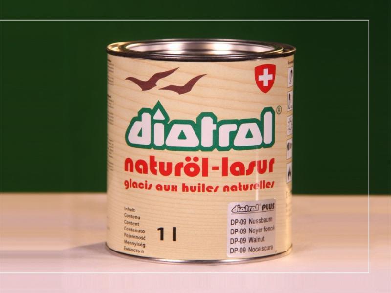 رنگ ضد آب و ضد آفتاب چوب  Diotrol