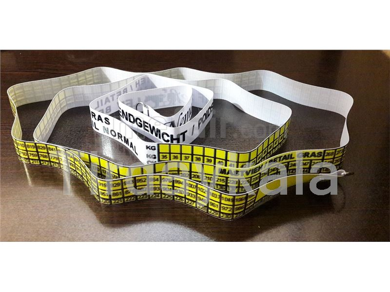 Calf Scale Weight Tape Measure