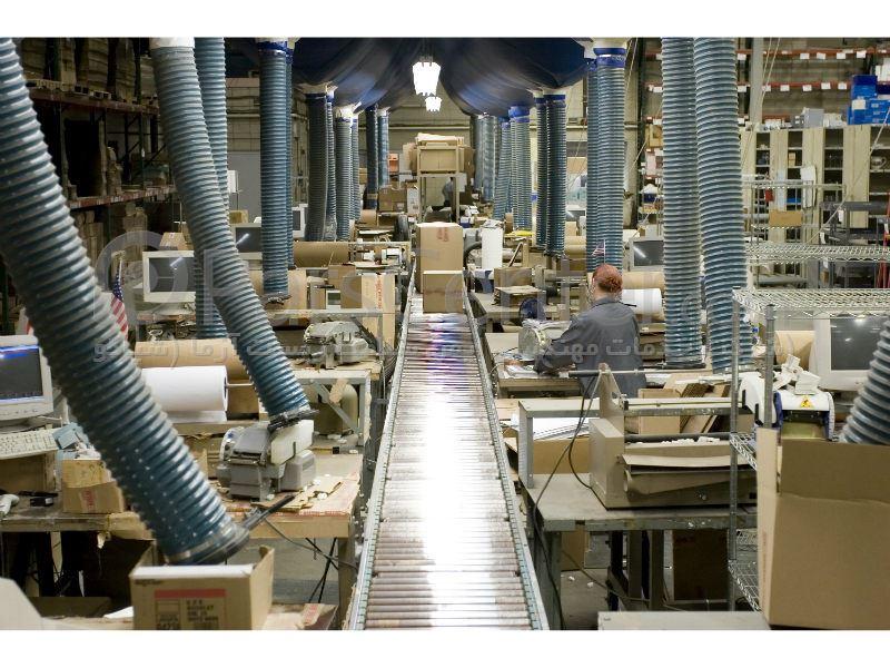 کنترل آلاینده های زیان آور محیط کار