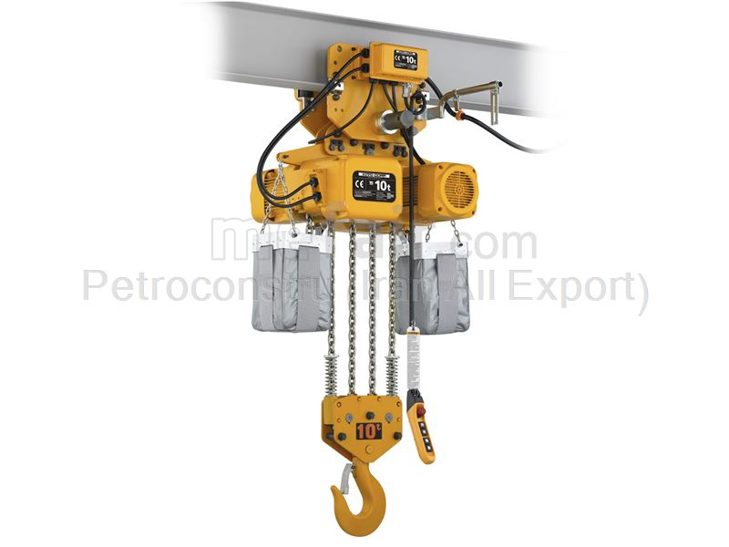 KITO 10 ton electric hoist