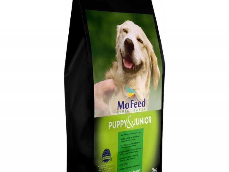 خوراک سگ نابالغ _PUPPY _ JUNIOR_ مفید_ ۲ کیلوگرمی
