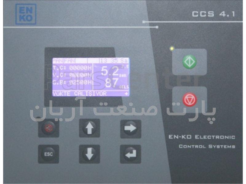 کنترلر کمپرسور ENKO CCS4.1