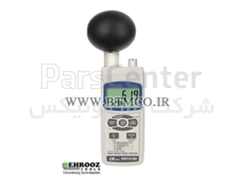 استرس سنج محیطی و WBGT مترلوترون Lutron WBGT-2010SD
