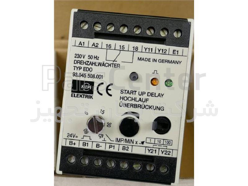 فروش و تامین مانیتور سرعت Kiepe Elektrik Electronic Speed Monitor EDO 93.045 508.001