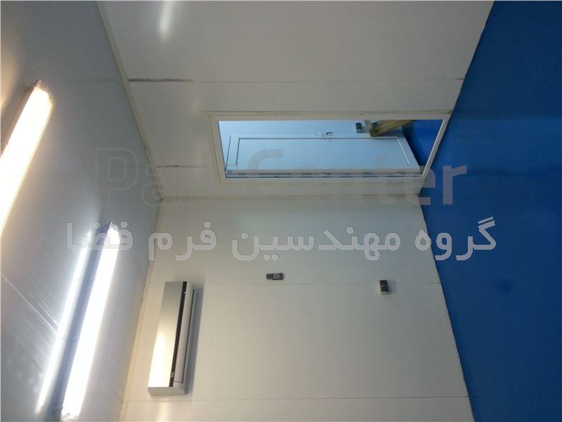 طراحی و اجرای آزمایشگاه