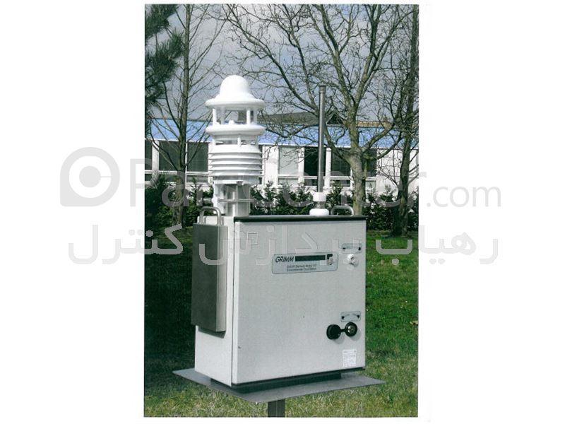 دستگاه سنجش وزنی و شمارش ذرات گردوغبار محیطی مدل EDM 164