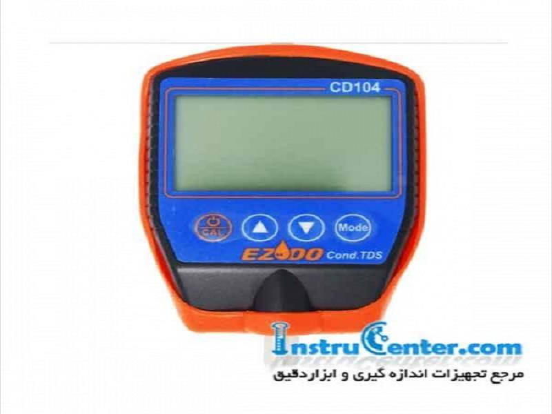 اسیدسنج، ORP متر ، دماسنج مدل EZDO MP-103