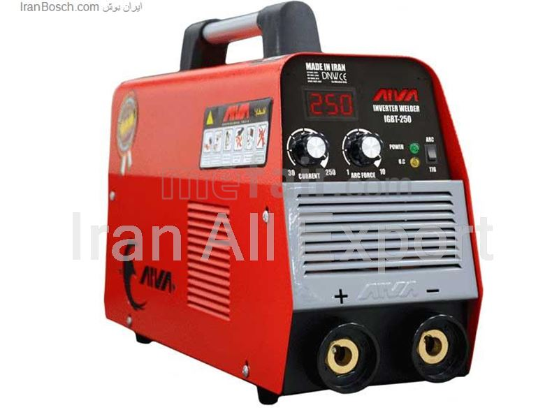 Welding Machine Inverter from Iran to Turkmenistan