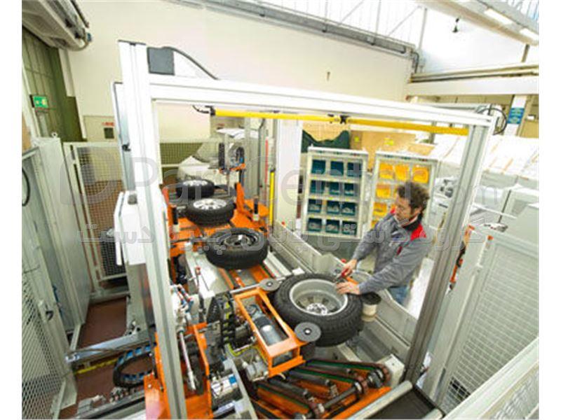 دستگاه های بالانس صنعتی با کاربری های ویژه CEMB