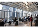 پوشش سقف رستوران