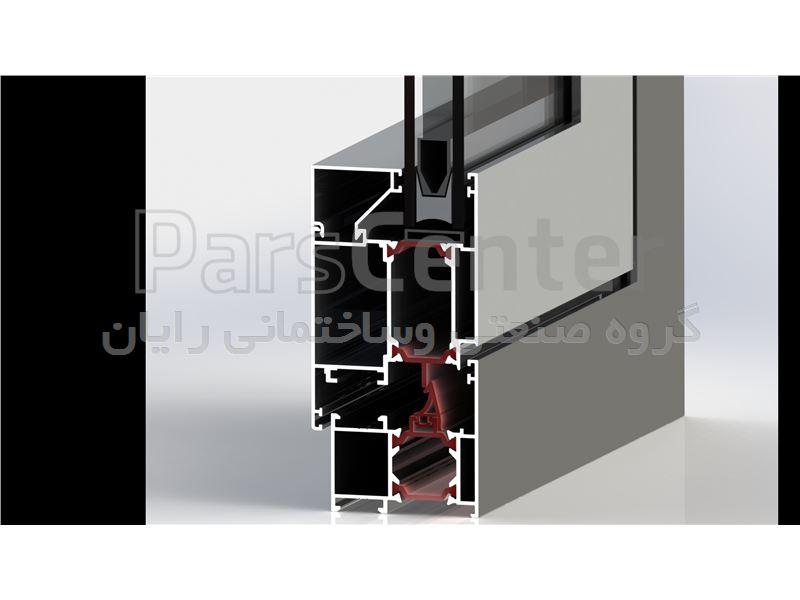 در و پنجره های ترمال بریک لولایی