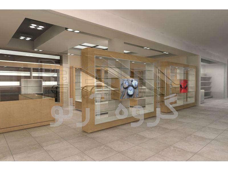 طراحی فروشگاه پوشاک،بوتیک، طراحی دو بعدی و سه بعدی 03