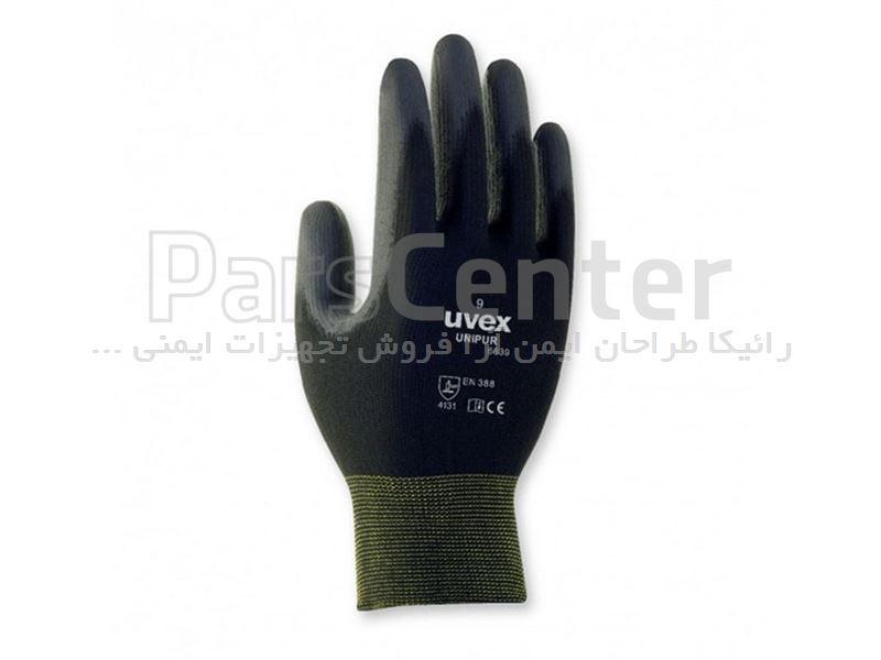 دستکش ایمنی ضد برش Uvex مدل unipur 6639