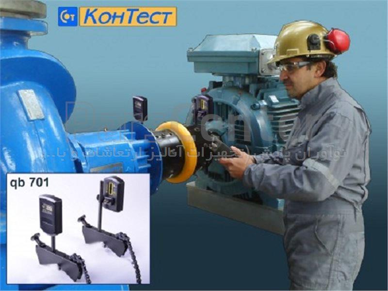 دستگاه الایمنت و همراستاساز Kohtect QB701