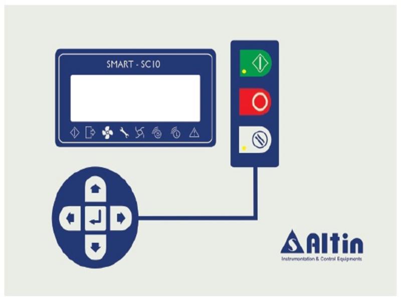 کنترلر کمپرسور Altin SC10