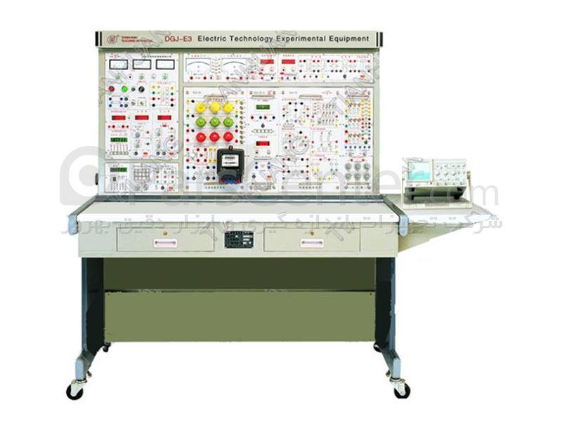 انواع ست آزمایشگاهی  DGJ-E3