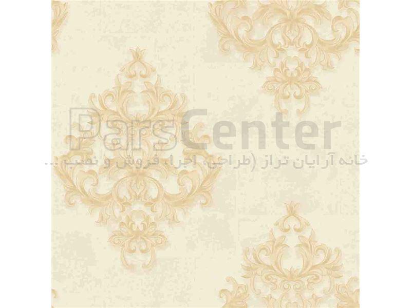کاغذ دیواری الیافی - اکلیلی - برجسته - براق فرانسیس 7