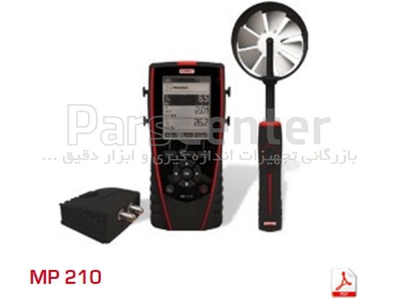 مانومتر و فلومترKIMO MP-210