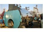 فروش: دیگ بخار 5 تن البرز ، فشار کاری 10 بار سال ساخت 1391، کوره آبی
