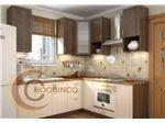 کابینت آشپزخانه و مصنوعات ام دی اف کمجا چوبینکو - مدل k15