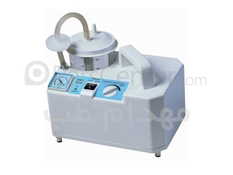 ساکشن پرتابل و تک شیشه آمبولانسی