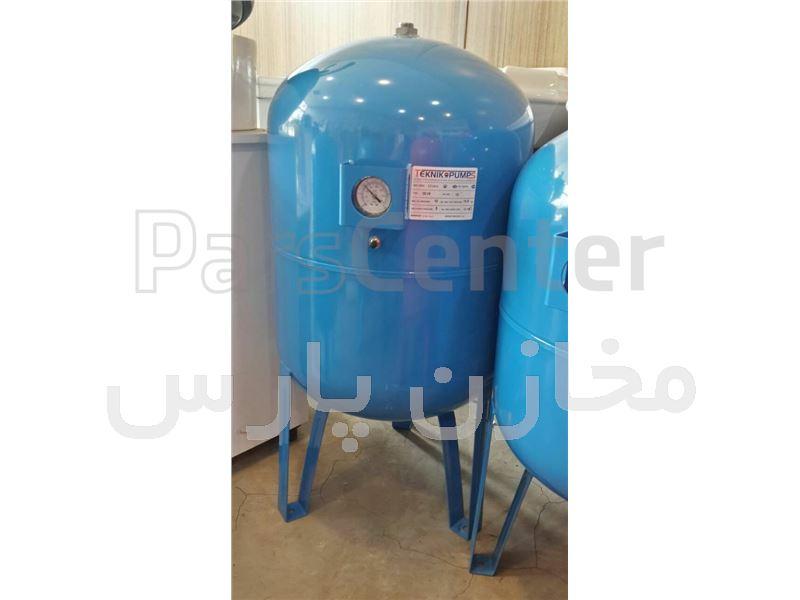 منبع تحت فشار 200 لیتر تکنیک پمپ