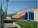 پوشش متحرک  کریدور ورودی زمین فوتبال