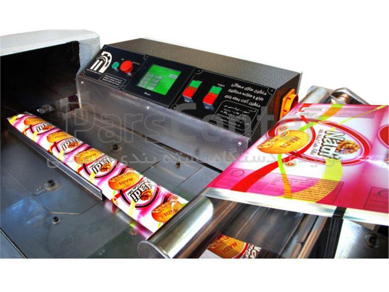 دستگاه بسته بندی کیک وکلوچه