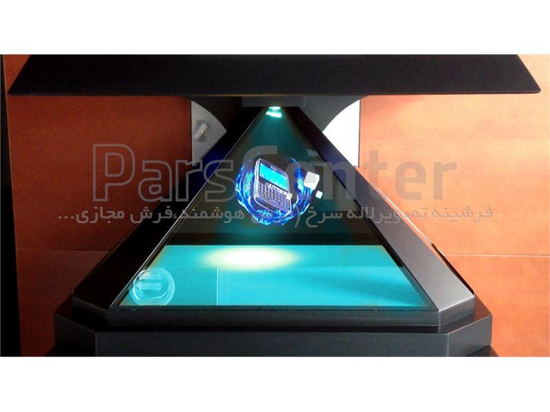 3Dباکس سه وجهی پایه دار