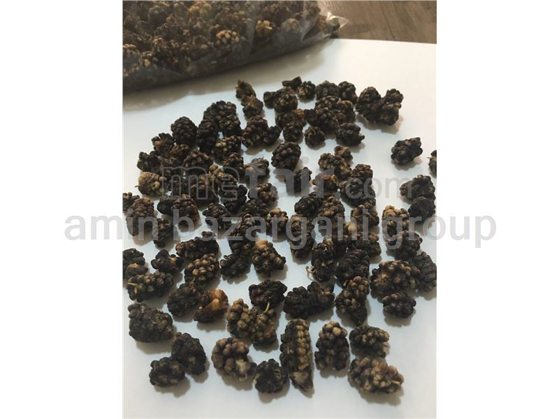 Buy Dried berries Black export