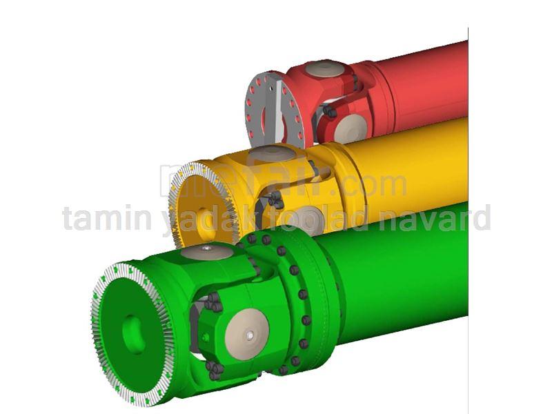 industrial shaft cardasn