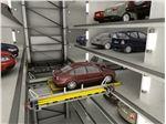 پارکینگ های تمام مکانیزه هوشمند رباتیک