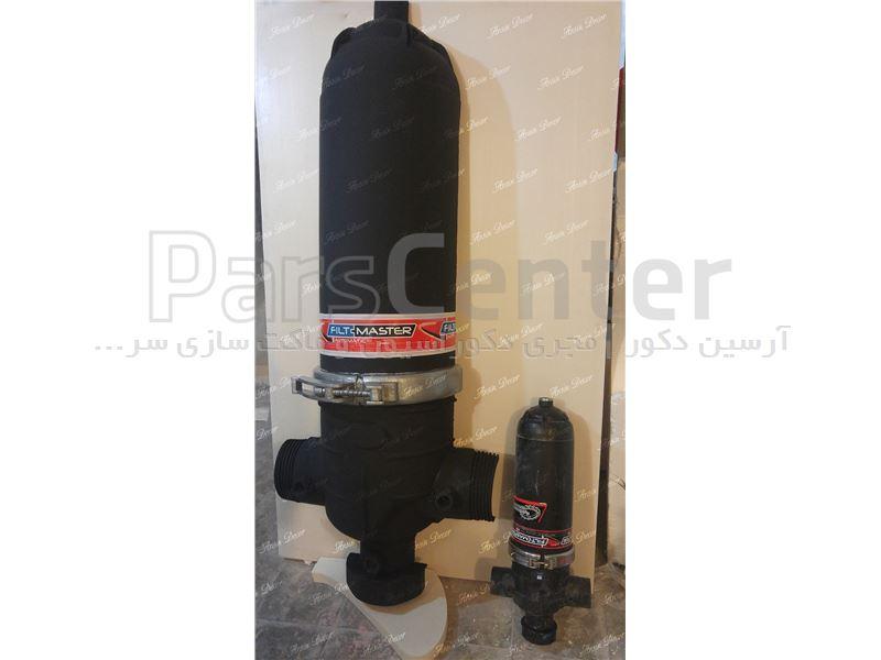 ماکت های فیلتر صنعتی آب