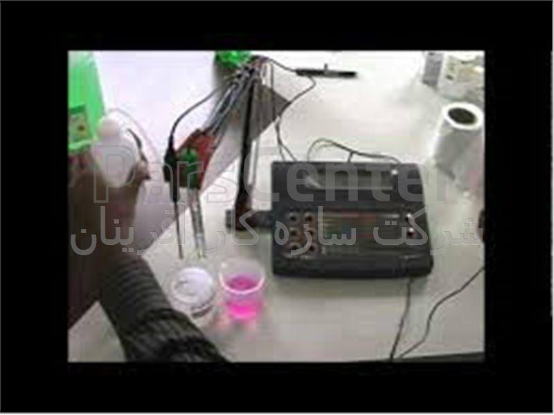 PH متر آزمایشگاهی رومیزی PH METER HANNA HI-2210