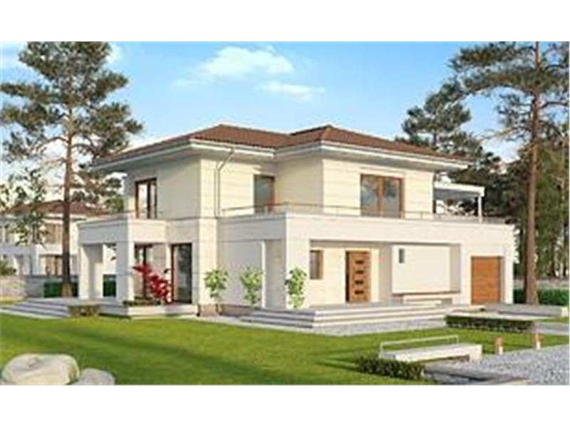 خانه سازی مدرن مازندران (ویلای پیش ساخته و خانه پیش ساخته)
