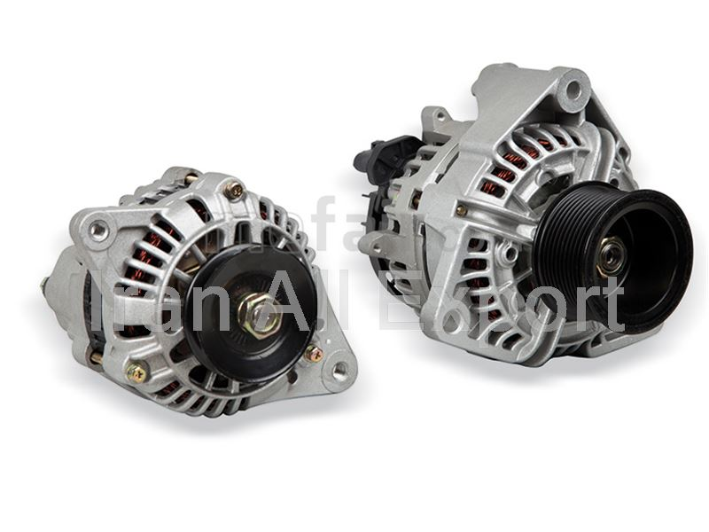 Alternator From Iran to Turkmenistan
