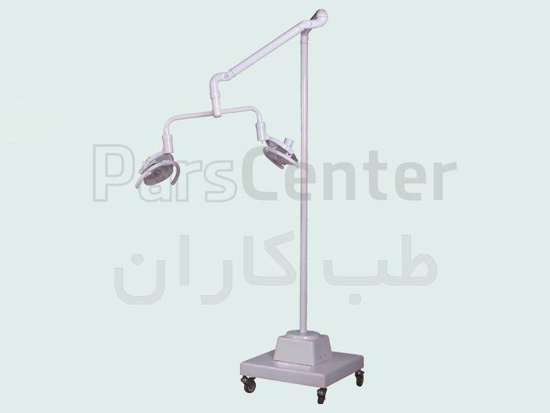 چراغ جراحی دو شعله مدل L2