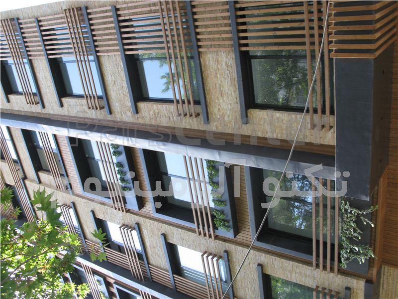 مقایسه پنجره دوجداره یو پی وی سی با پنجره آلومینیوم