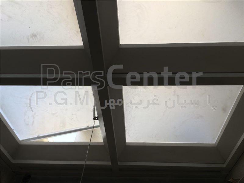 سقف پاسیو حبابی ( دیباجی )