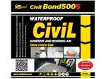 چسب مخصوص آب بندی Civil Bond500S