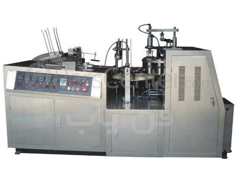 دستگاه تولید لیوان کاغذی - محصولات ماشین آلات تولید ظروف یکبار ...دستگاه تولید لیوان کاغذی ...