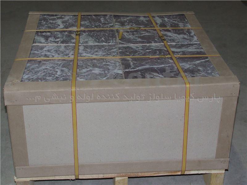 محافظ لبه مقوایی برای بسته بندی سنگ