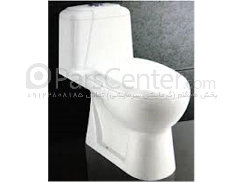 توالت فرنگی سینا چینی مدل کاسپین ( جدید )