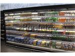 یخچال ایستاده درب دار فروشگاهی،یخچال روباز
