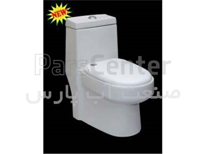 توالت فرنگی مدل کارا پارس سرام