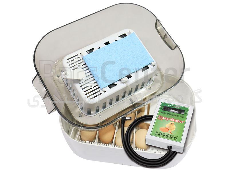 دستگاه جوجه کشی باکیفیت خانگی و حرفه ای ایزی باتور 6